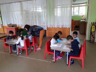"""Проект """"Активно приобщаване в системата на предучилищното образование"""" - Изображение 8"""