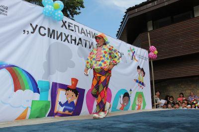"""Хепънинг """"Усмихнати заедно"""" - ДГ Детелина - Дряново"""