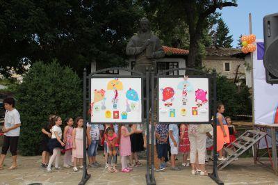 "изложба ателие ""Сръчни ръчички"" - ДГ Детелина - Дряново"