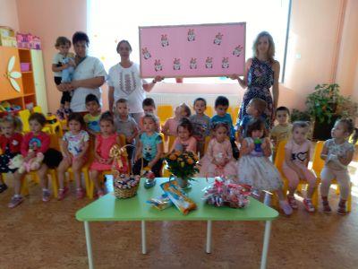 Ритуализация на приема 2019-2020 г. - ДГ Детелина - Дряново