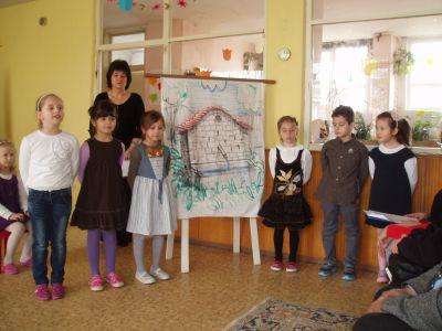 С любов към България в ДГ Детелина - ДГ Детелина - Дряново